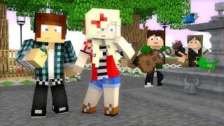 Minecraft: Namorada Perfeita #08 - PEDI A LYDIA EM NAMORO !!