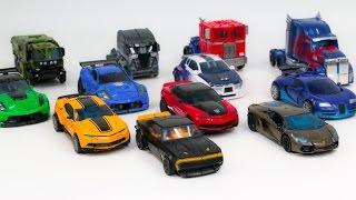 Transformers 4 AOE Autobots vs Decepticons Optimus Prime Bum...