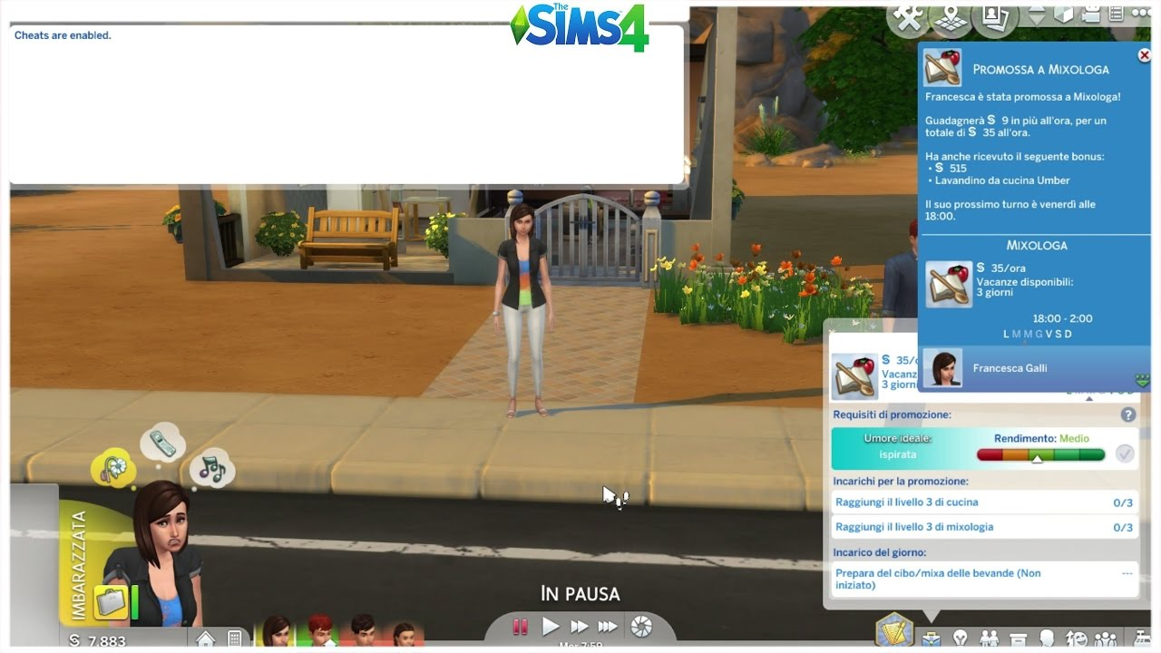 Trucchi the sims 4 pc