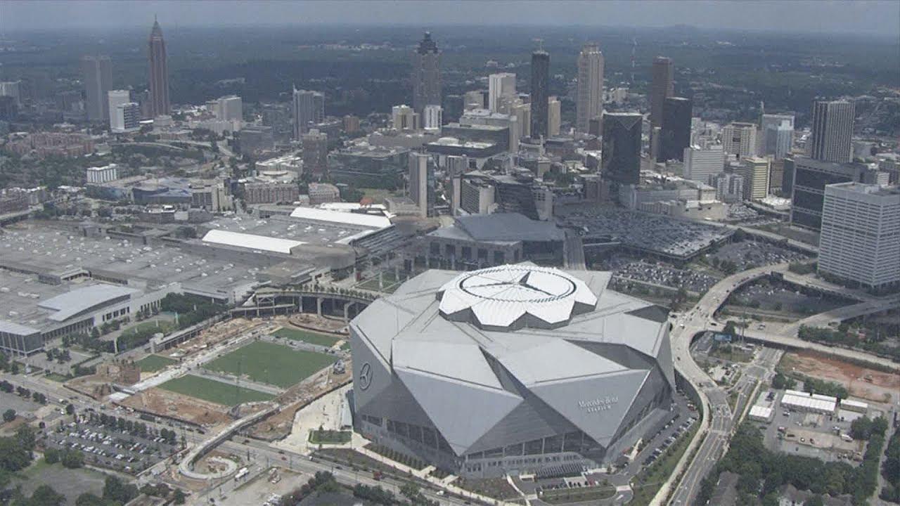 Closest Hotel To Mercedes Benz Stadium Atlanta - Angus Mair