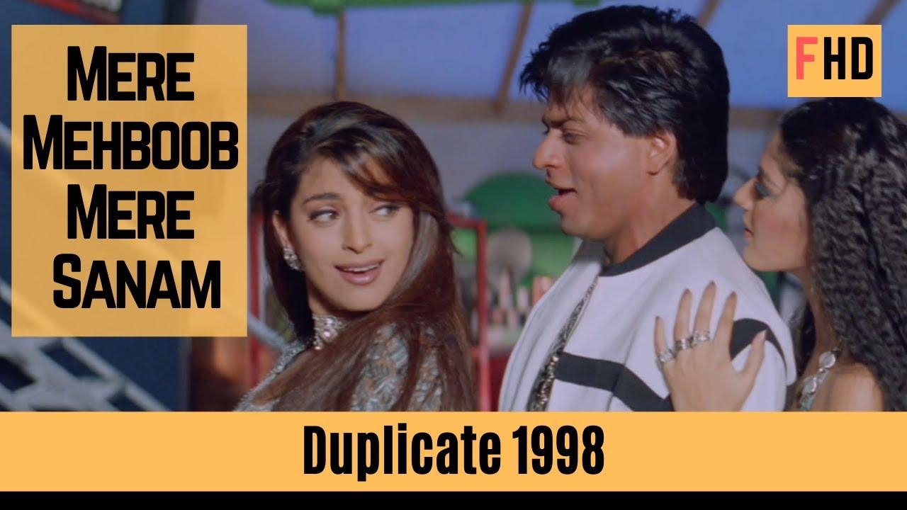 Download Mere Mehboob Mere Sanam   Duplicate 1998   Shah Rukh Khan, Juhi Chawla, Sonali Bendre