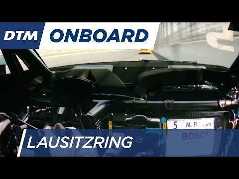 DTM Lausitzring 2016 - Mattias Ekström (Audi RS5 DTM) - Re-Live Onboard (Race 2)