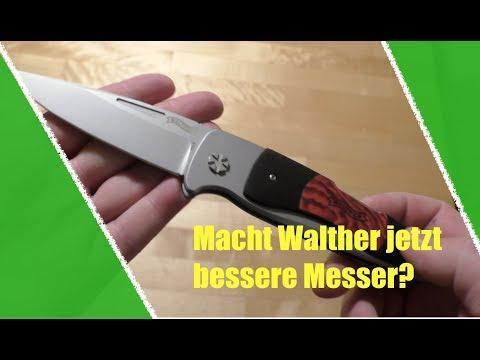 Walther TFW 2: Macht Walther nun bessere Messer?