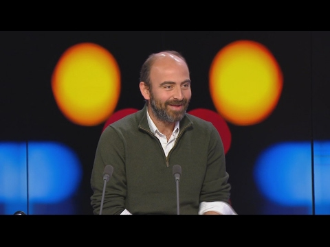 Syrian clarinetist Kinan Azmeh finds freedom in music