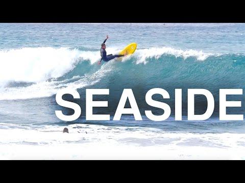 SEASIDE SURFING - November 20th 2016