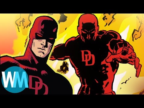 Daredevil: Origin Story