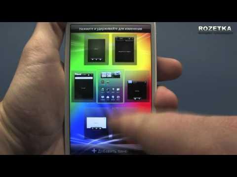 Смартфон HTC Sensation XL Обзор