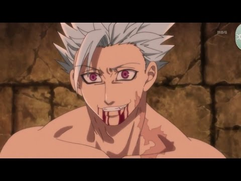 Seven Deadly Sins AMV ~ Had Enough (Breaking Benjamin)