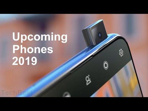 6 Unique NEW & Upcoming Smartphones 2019