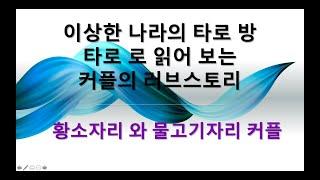 타로 러브스토리 방 : 황소자리와 물고기자리 연인들의 사랑 : 제너럴 리딩 (이상한 나라의 타로방 시리즈)