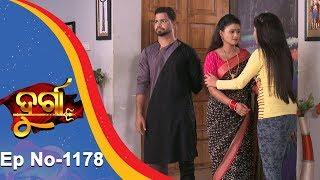 Durga   Full Ep 1178   17th Sept 2018   Odia Serial - TarangTV