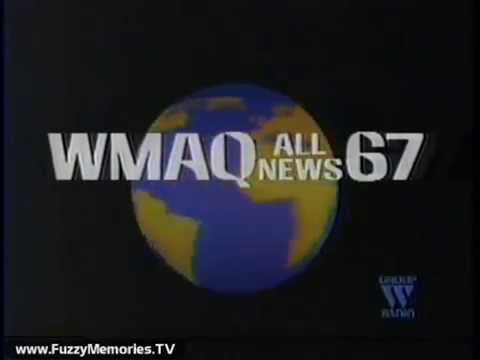 """WMAQ All News 67 - """"We'll Give You The World"""" (1988)"""
