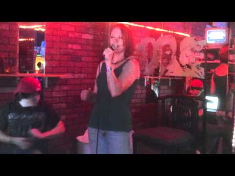 "Karaoke ""White Rabbit"" - At Trav's bar in Wenatchee, Wa"
