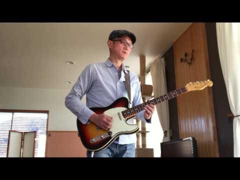 Key to The Highway (improvisation)