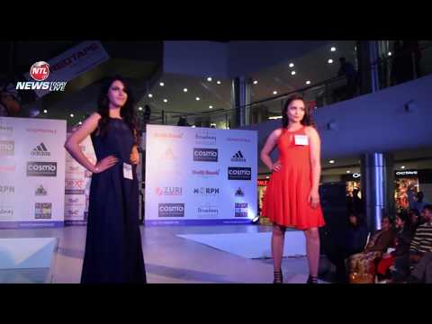 Grand Finale' North India's Next Top Model | News Today Live