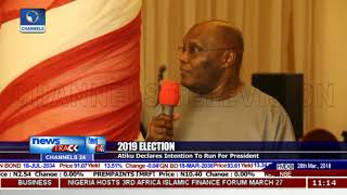 Presidential Election: Why I Want To Run In 2019-- Atiku Abubakar