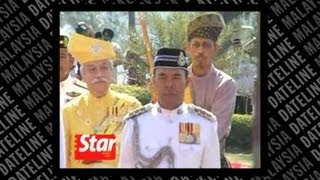 Tuanku Muhriz installed as Negri