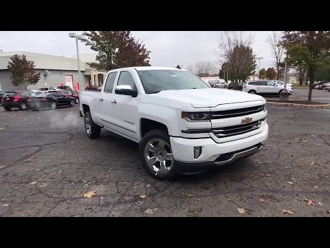 2018 Chevrolet Silverado 1500 Clarkston, Waterford, Lake Orion, Grand Blanc, Highland, MI 181319