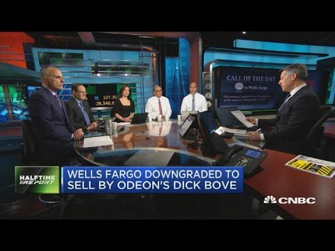 Wells Fargo Downgraded To Sell From Hold At Odeon Capital