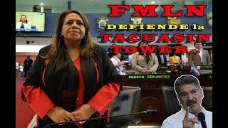 FMLN se auto destruye al seguir dejando de lado al pueblo