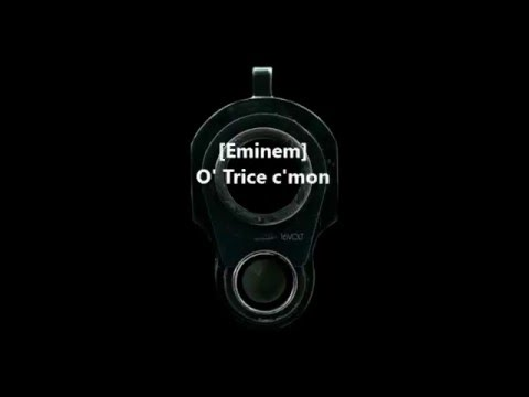 Obie Trice  Pistol pistol Lyrics