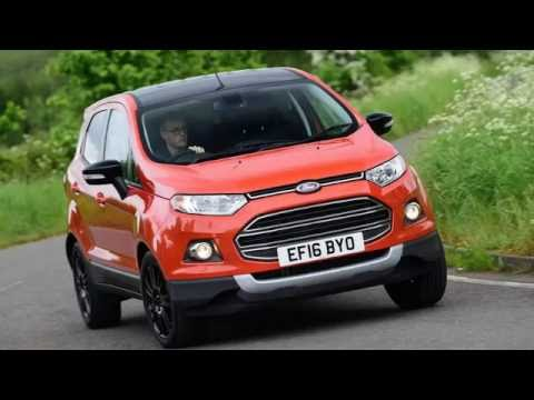 new ford ecosport titanium s suv 2017 youtube. Black Bedroom Furniture Sets. Home Design Ideas