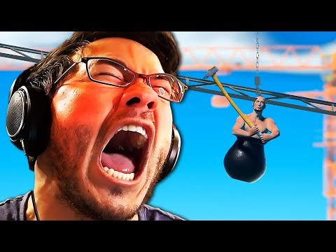 Download Youtube: I LITERALLY THROW A CHAIR IN RAGE | Getting Over It - Part 1