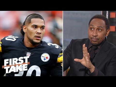 Stephen A.: Steelers need Le'Veon Bell, but James Conner 'is no scrub' | First Take