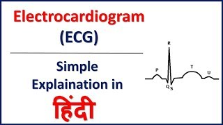 Understand Electrocardiogram (ECG) in Hindi | Bhushan Science