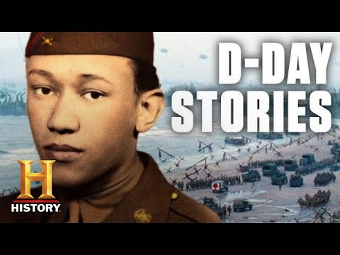 D-Day Stories: The African American Medic Who Saved Lives While Injured | History