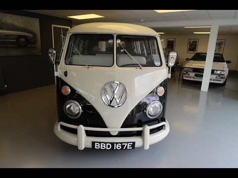 SOLD 1967 Volkswagen Kombi Split Screen Type 2 EZ Camper Van For Sale In Louth Lincolnshire