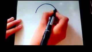 Как нарисовать миньона легко,просто и быстро