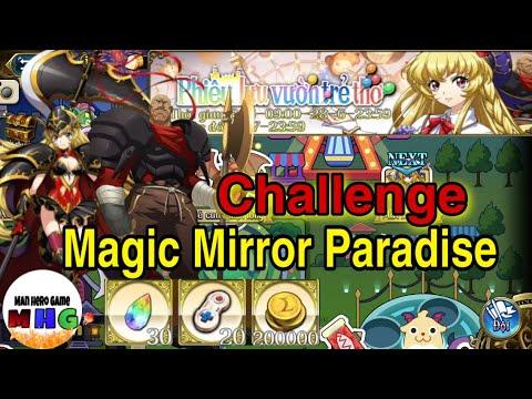 Langrisser SEA Challenge - Magic Mirror Paradise - event -  The Garden of Innocence  