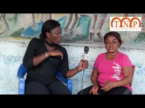 [TnpInfos] Kinshasa: L'artiste comediene Dindon a lobi ba Lisboy nioso e zali e payi na ye