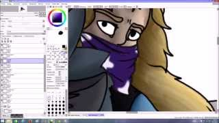 Snow fields -SPEEDPAINT-