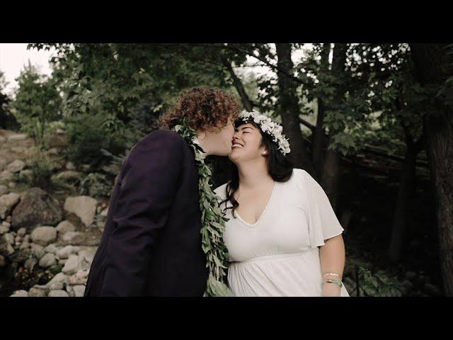 | A Mo'Bettah Kind Of Love | Cody & Malia's Wedding | Utah Wedding |