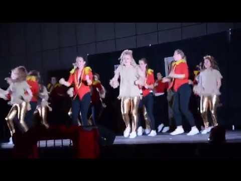 Delta Zeta Nicholls State Songfest 2018: The Greatest Show on Nicholls Campus