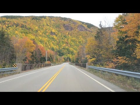 Driving the Cabot Trail