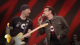 U2 - Vertigo (Live 8 2005)
