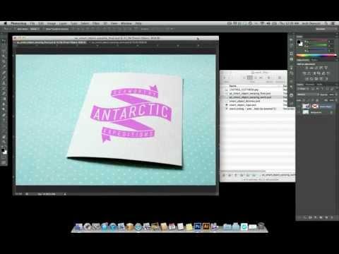 Photoshop Smart Object Warping Tutorial