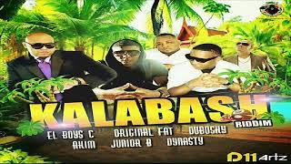 Kalabash Riddim Mix Panamá By @chichoman507