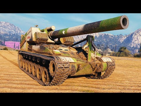 T92 HMC - ARTY IN ACTION - World Of Tanks Gameplay