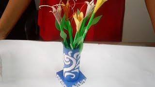 Paper Sculpting- Flower Pot (book 7/ Pages 56-59)