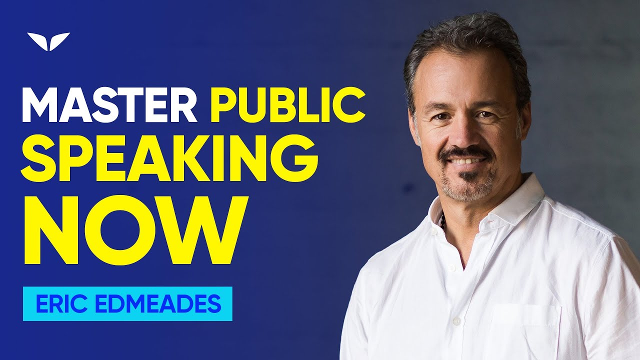 Download How To Become A Master In The Art of Public Speaking (Part 1 of 2) | Eric Edmeades