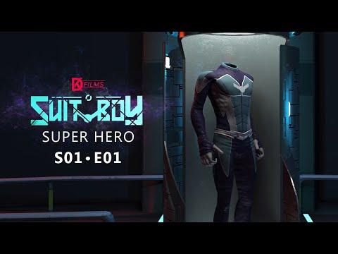 SUITBOY - Invisible | Indian Superhero | Mr India |  Sci-Fi Web Series | Episode 01