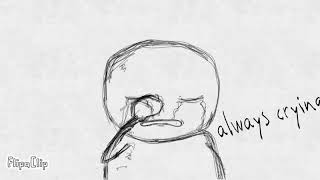 vuclip Sad Animation (Alone in this world)