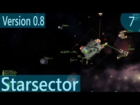 Starsector 0.8 - E7 - The Mother of all Ships!