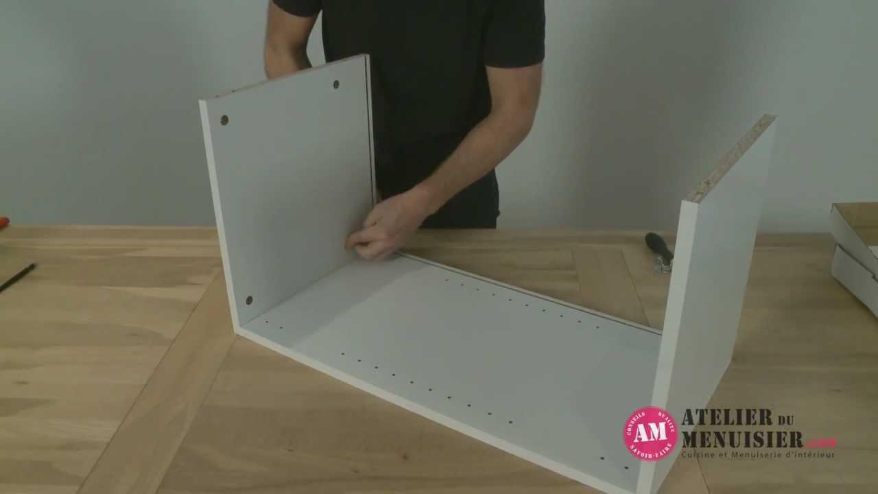 comment monter un meuble de cuisine haut atelierdumenuisier com