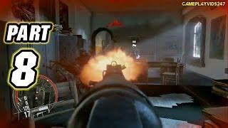 Enemy Front Walkthrough: Part 8 - (Xbox 360 / Playthrough / Gameplay) - GPV247