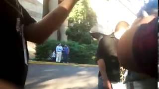 StoesselNews | Tini afuera del hotel hyatt Chile